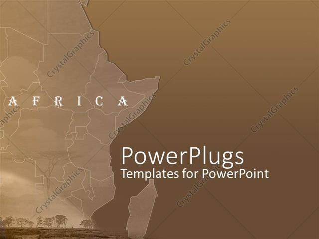 Powerpoint template a map with a text that spell out the word powerpoint template displaying a map with a text that spell out the word toneelgroepblik Images