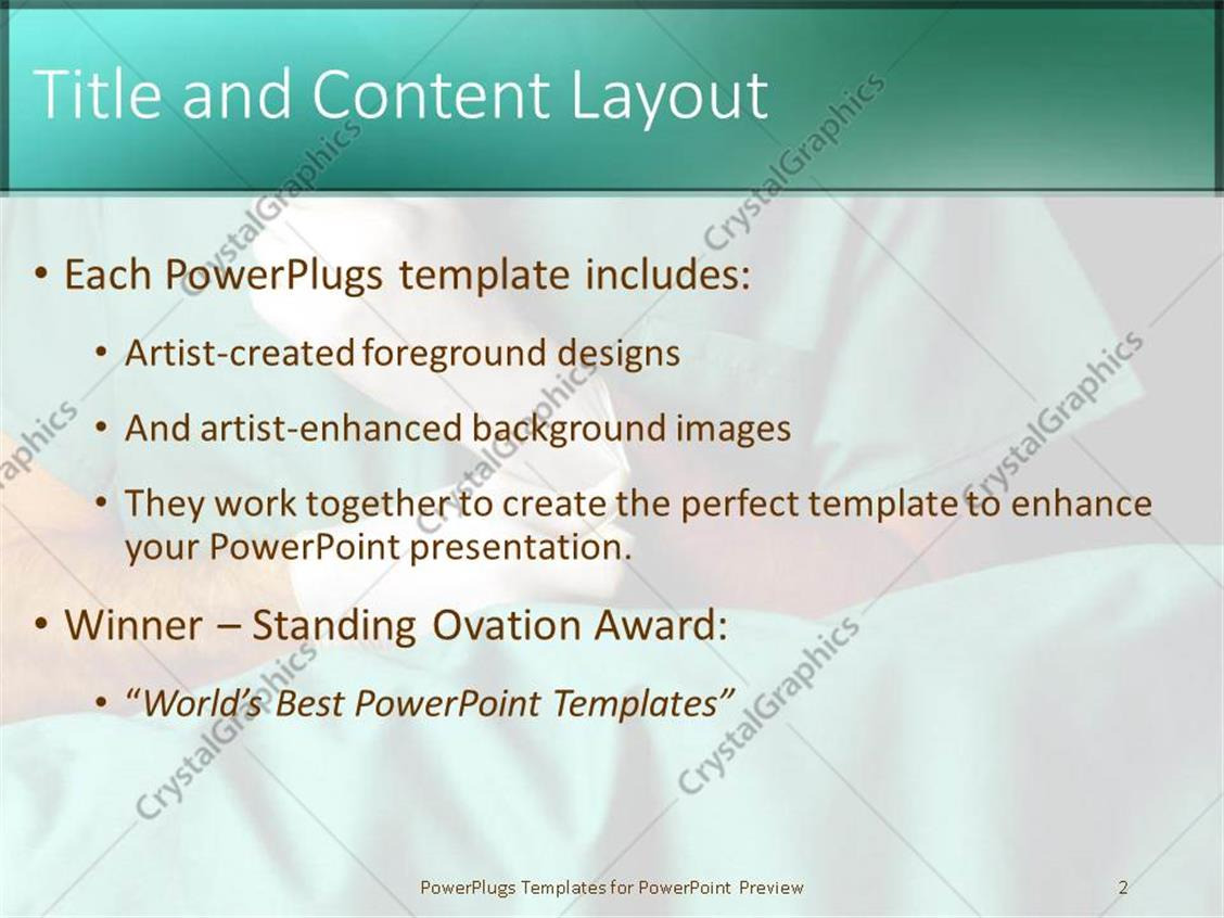 Amazing latex powerpoint template contemporary entry level powerpoint template medical doctor puts on latex gloves for alramifo Choice Image