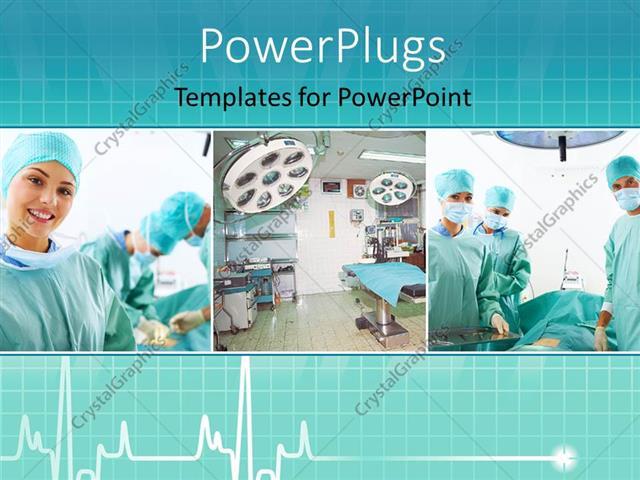 Powerpoint template medical team performing an operation in a powerpoint template displaying medical team performing an operation in a hospital toneelgroepblik Gallery