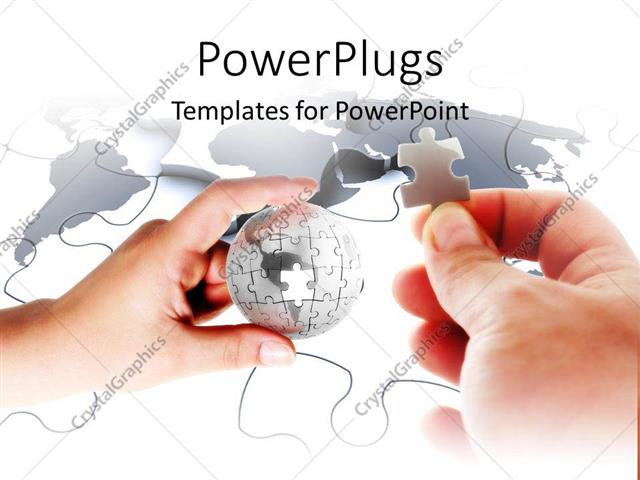 Powerpoint template missing puzzle piece business planning problems powerpoint template displaying missing puzzle piece business planning problems and solutions globe toneelgroepblik Images