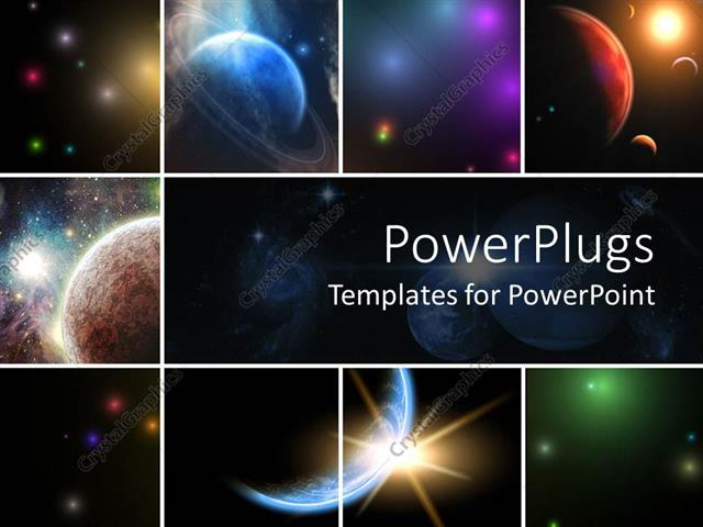 Powerpoint template natural universe 27007 powerpoint template displaying natural universe toneelgroepblik Image collections
