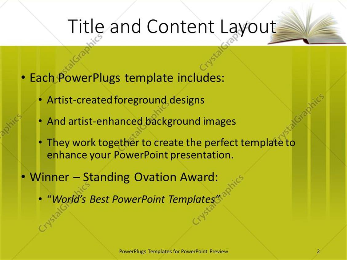 Story Book Template For Powerpoint Maraton Ponderresearch Co