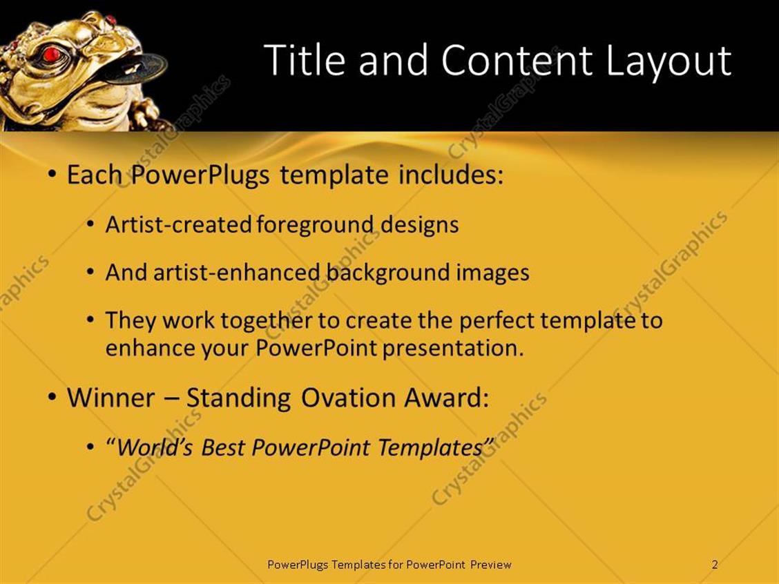 Powerpoint template oriental chinese japanese feng shui metal powerpoint products templates secure alramifo Gallery