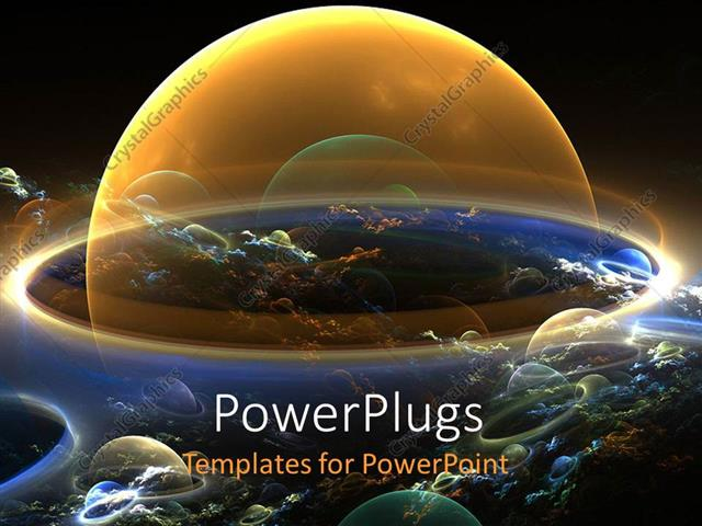 Powerpoint template outerspace planet bubbles with clouds powerpoint template displaying outerspace planet bubbles with clouds astronomy toneelgroepblik Images