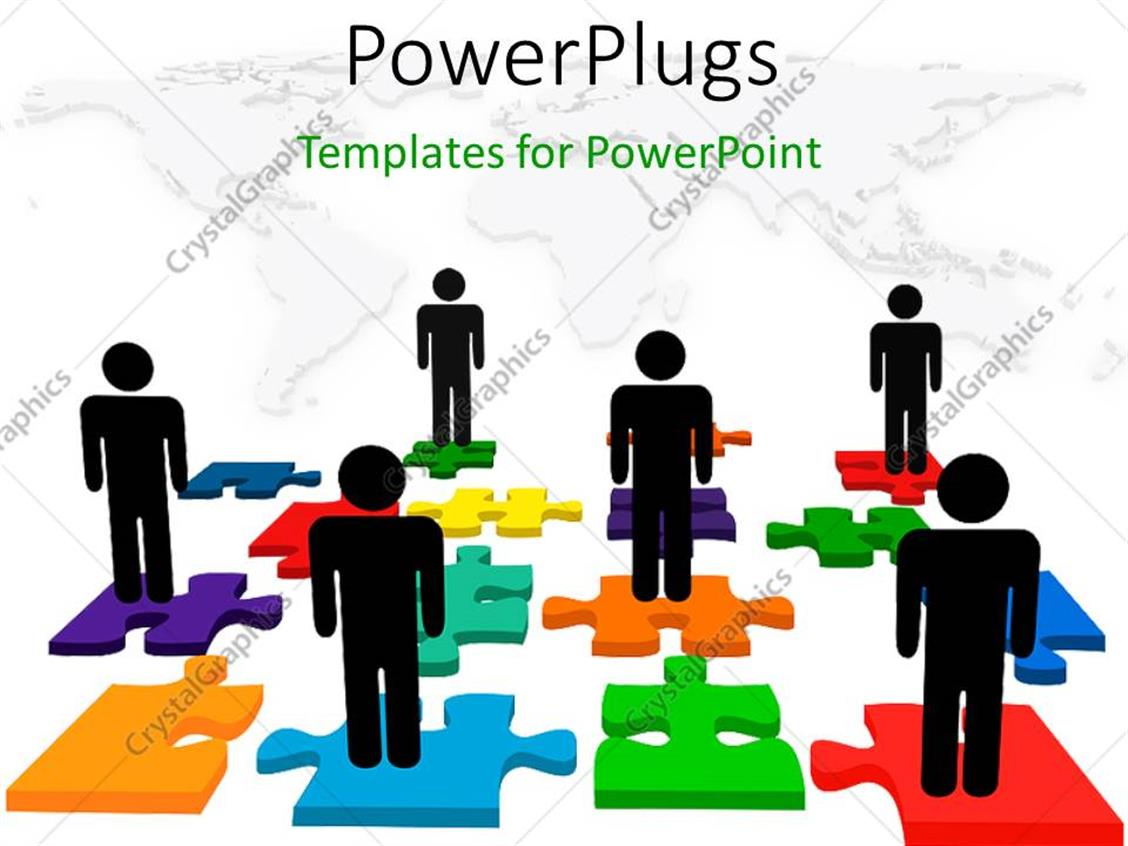 Human resources powerpoint template images templates example free powerpoint template people on jigsaw puzzle depicting human powerpoint template displaying people on jigsaw puzzle depicting toneelgroepblik Choice Image