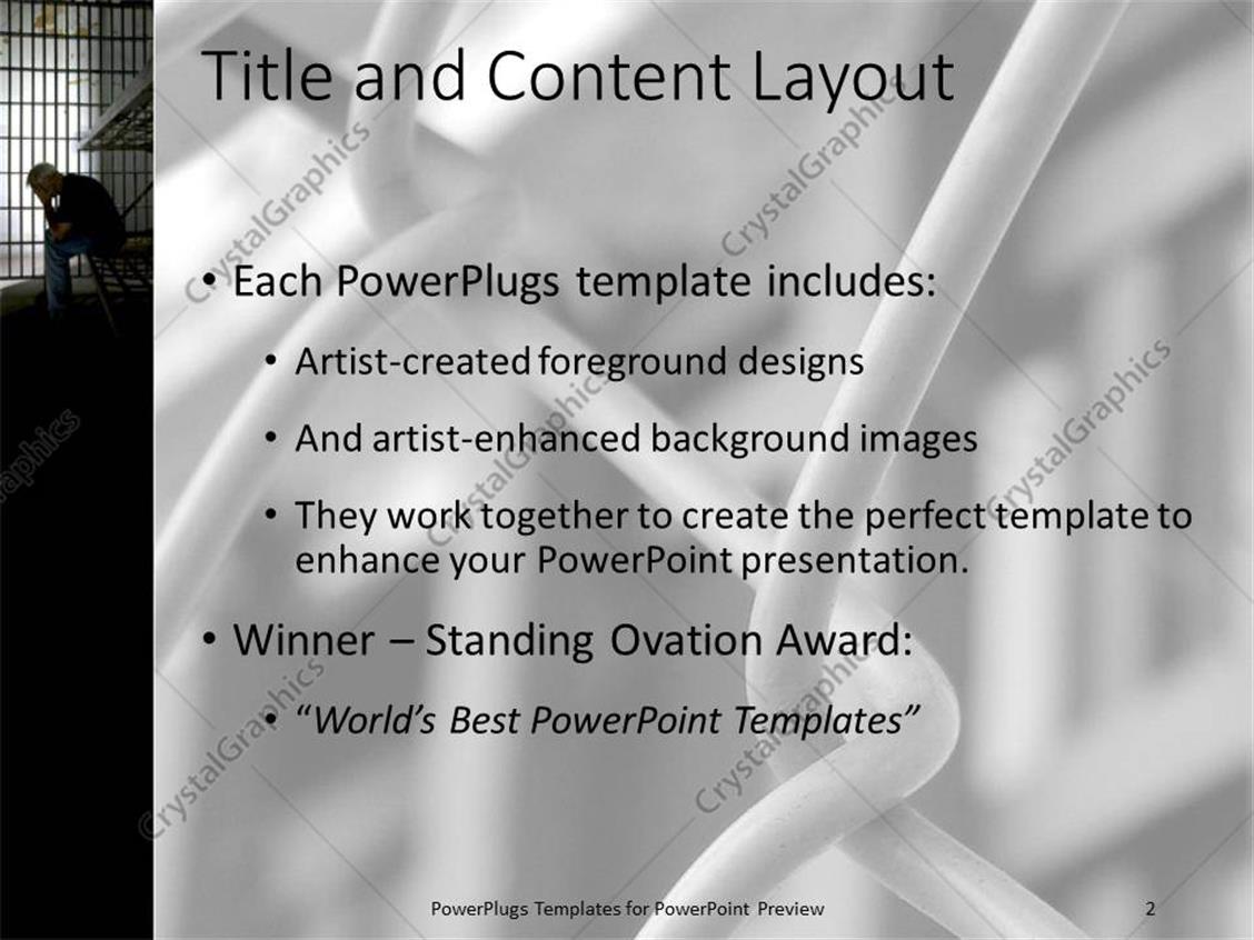 Powerpoint template person in dark prison cell for illegal activity powerpoint products templates secure toneelgroepblik Choice Image