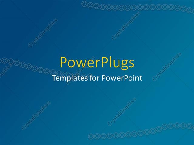 Powerpoint Template A Plain Blue And White Background Surface Tile