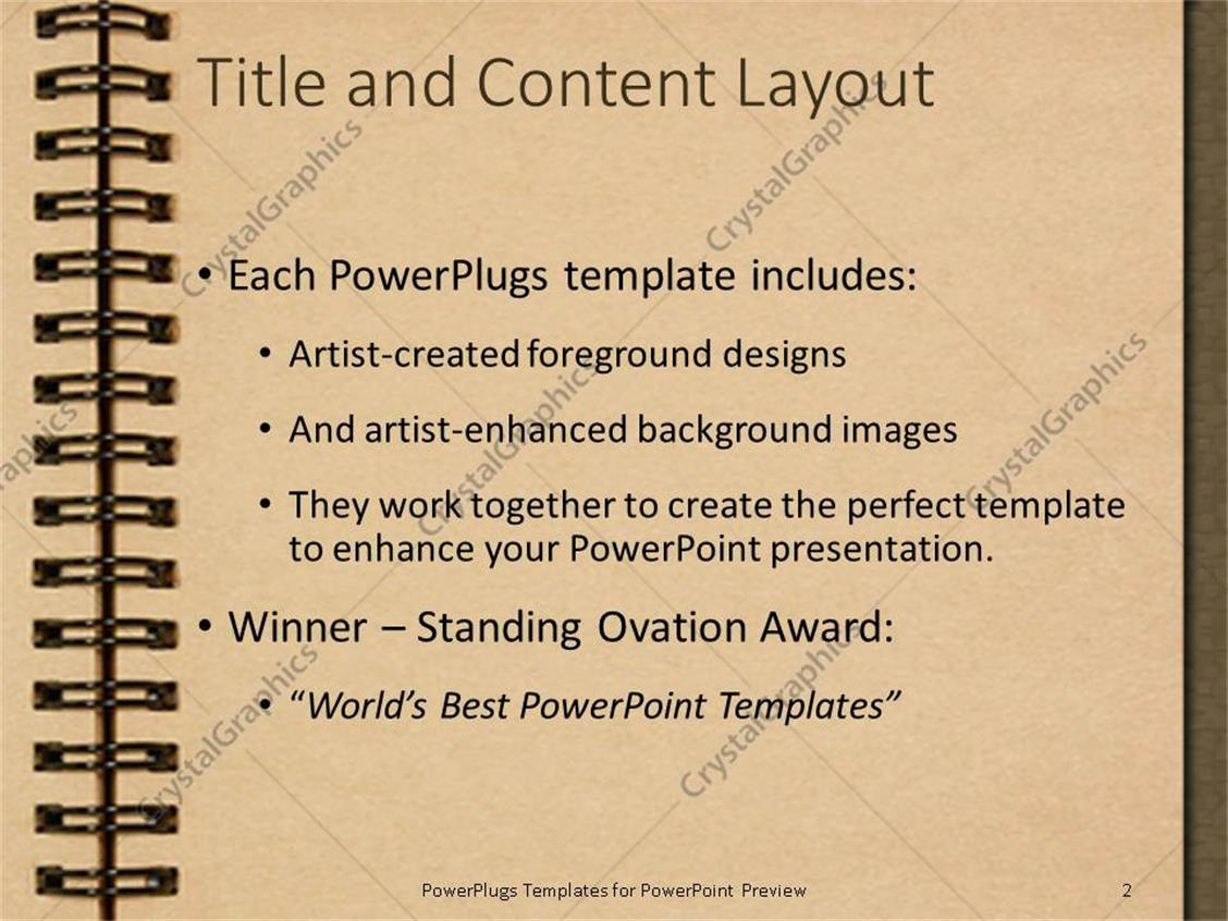 Powerpoint template plain opened up page of a school report card powerpoint products templates secure toneelgroepblik Choice Image