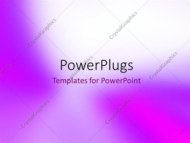 Powerpoint Template Purple Paper Smooth Gradient Background 32538