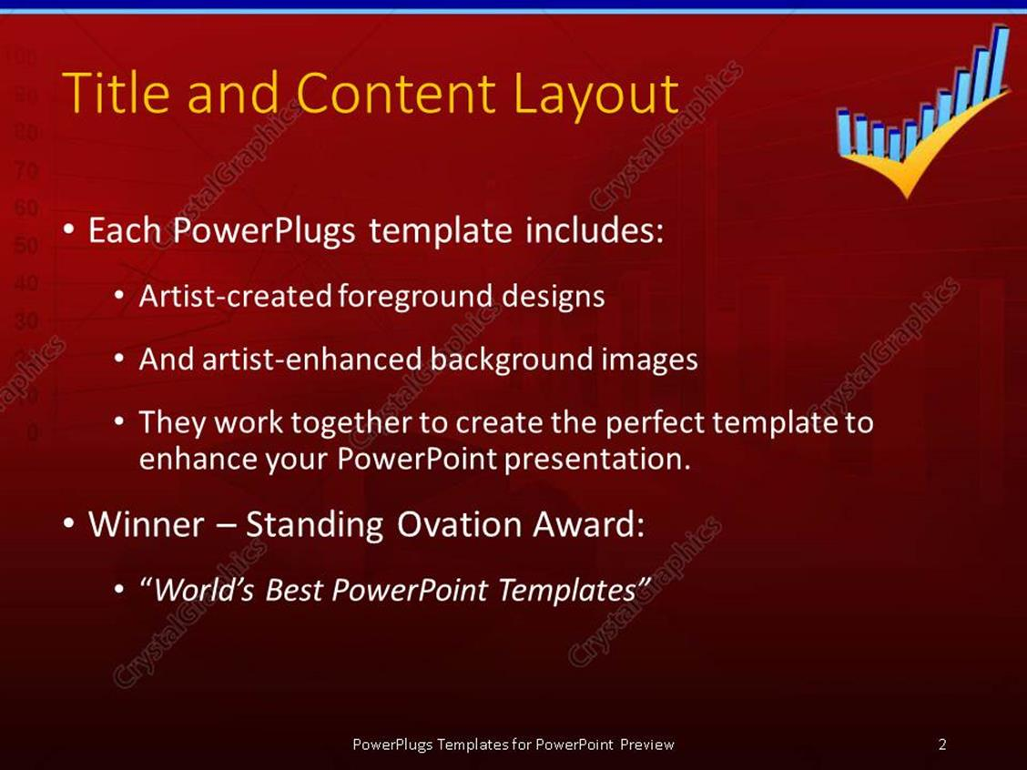 Powerpoint template a representation of a growth chart of powerpoint products templates secure alramifo Gallery