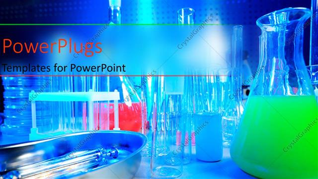 Powerpoint template research laboratory with medical science powerpoint template displaying research laboratory with medical science equipment such as chemicals toneelgroepblik Choice Image