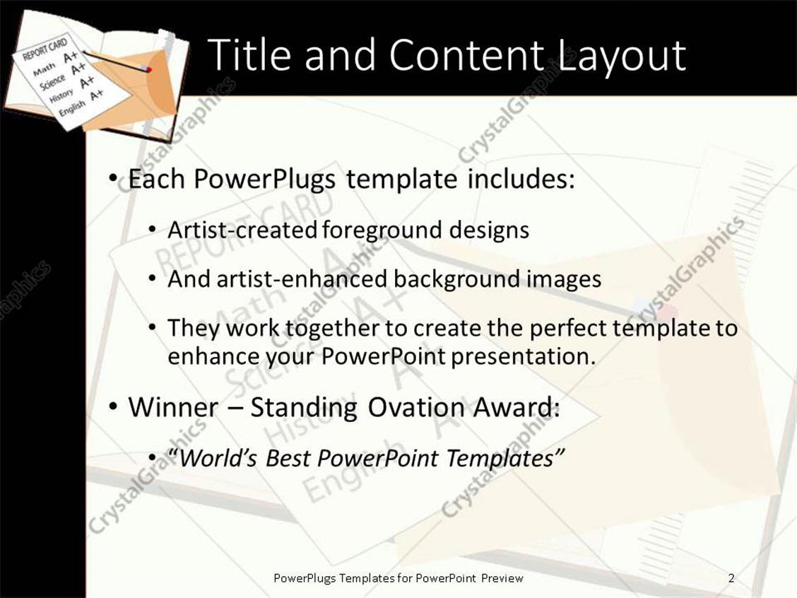Math powerpoint template images templates example free download powerpoint template school report card with a grades on math powerpoint products templates secure alramifo images toneelgroepblik Choice Image