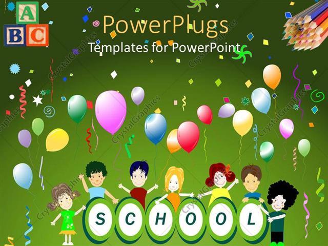powerpoint templates school theme