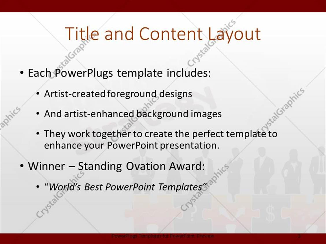 Cool Powerpoint Jigsaw Puzzle Template Images - Examples ...