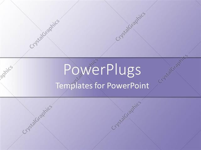 powerpoint template simple bold gradient lavender purple background
