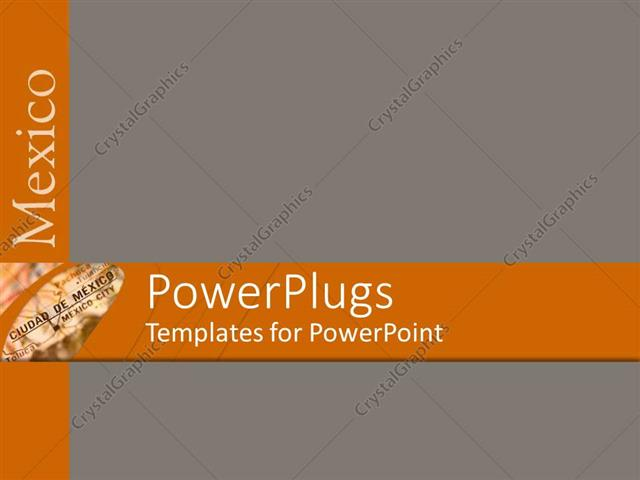 Powerpoint template simple grey background with place for text in powerpoint template displaying simple grey background with place for text in front toneelgroepblik Gallery