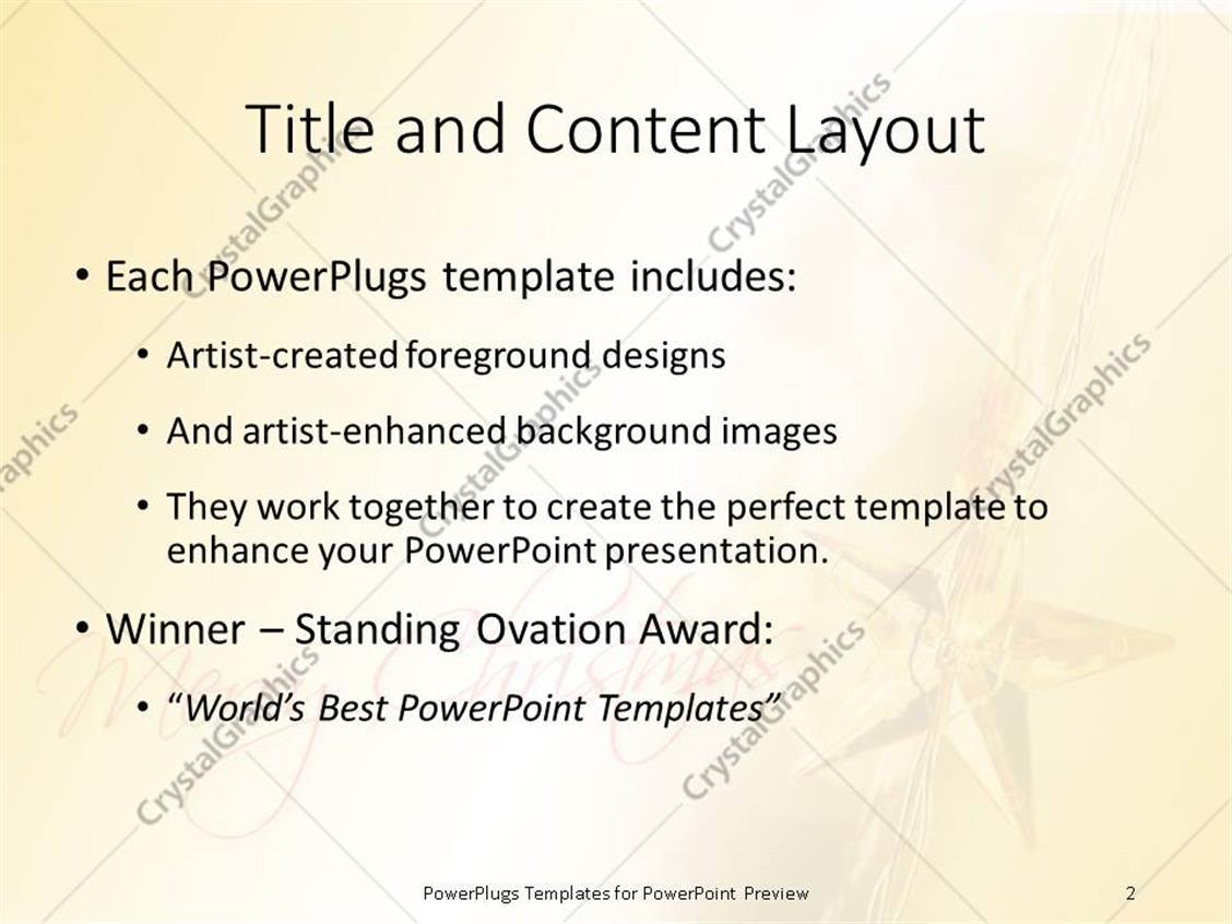 Wunderbar Auszeichnung Powerpoint Vorlage Fotos - Entry Level Resume ...