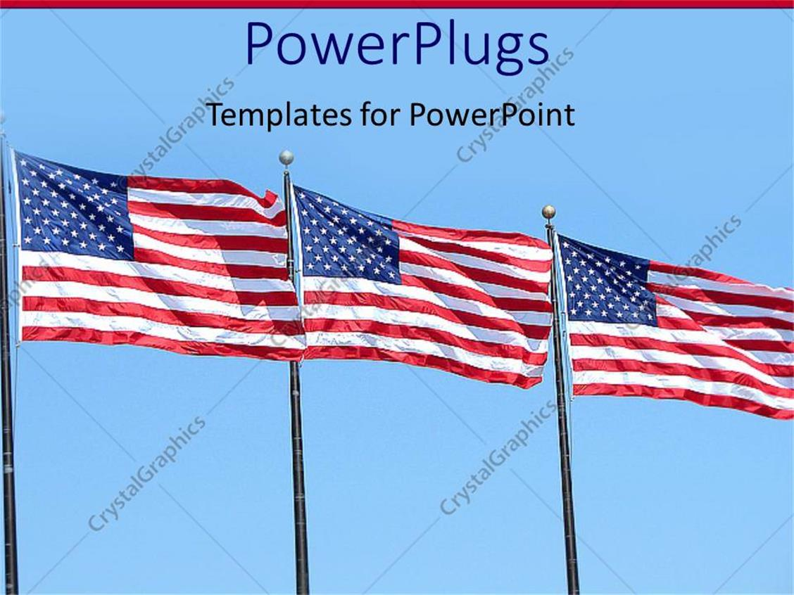 three_american_flags_waving_air-xl-15313-0 Government Newsletter Theme Templates on microsoft word, free printable monthly, fun company, free office, classroom weekly,