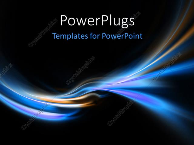 Powerpoint template three bright blue glow header neon swoosh line powerpoint template displaying three bright blue glow header neon swoosh line abstract background toneelgroepblik Images