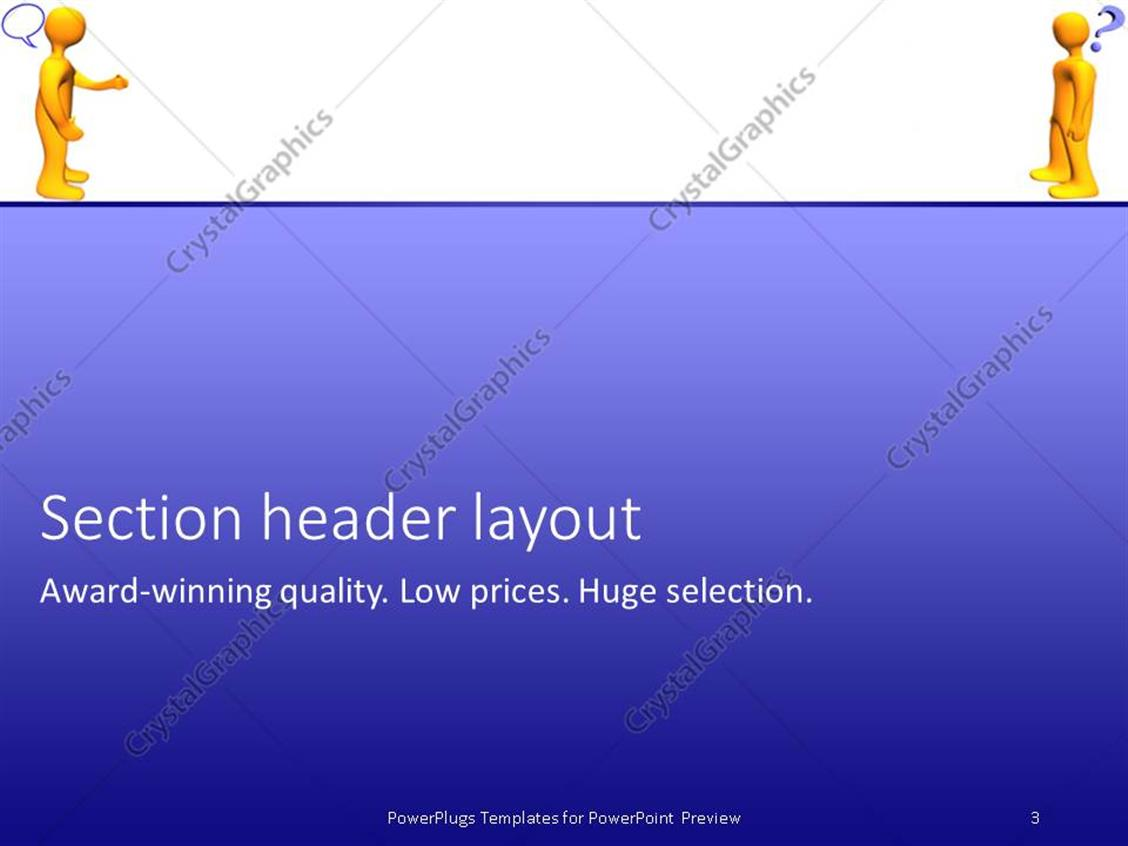 Wonderful Of Fortune 1000 Companies Use Our PowerPoint Template Two 3D Men With  Confusion Signs In The Air 7817 Amazing Pictures