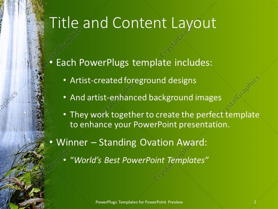 Jungle powerpoint template akbaeenw jungle powerpoint template toneelgroepblik Gallery