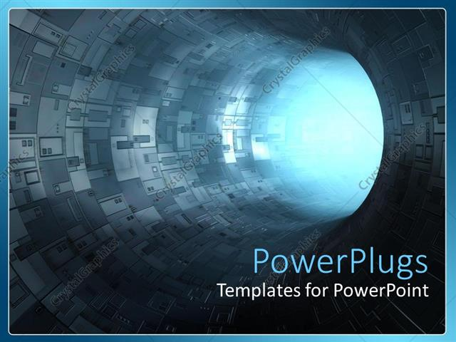 Powerpoint template the way to light 30230 powerpoint template displaying the way to light toneelgroepblik Image collections