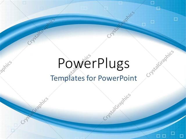 Powerpoint template a white oval shape with bluish background 5516 powerpoint template displaying a white oval shape with bluish background toneelgroepblik Gallery