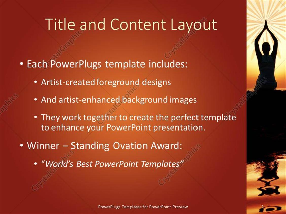 Power plugs powerpoint templates gallery templates example free powerpoint template yoga performer at sunset silhouette of woman powerpoint products templates secure alramifo gallery toneelgroepblik Image collections