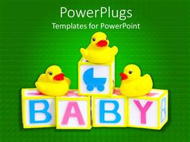 baby shower powerpoint templates