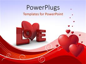 valentines day ppt template