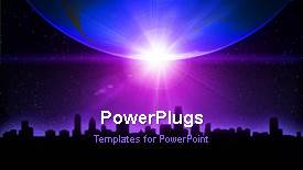 Royalty free PowerPlugs: PowerPoint template - Planet_Earth_VT_co_13_ws