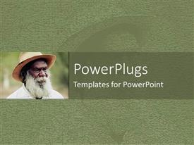 5000 elderly powerpoint templates w elderly themed backgrounds audience pleasing presentation theme featuring an ash colored background with an elderly black man toneelgroepblik Choice Image