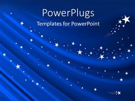 5000 star powerpoint templates w star themed backgrounds ppt layouts with blue curtain background with white stars template size toneelgroepblik Image collections