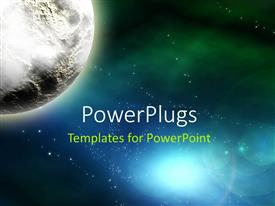 5000 outer space powerpoint templates w outer space themed backgrounds presentation theme consisting of a planet with a lot of galaxies in the background toneelgroepblik Choice Image