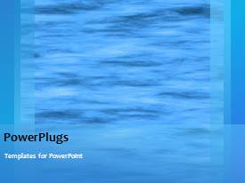 PPT layouts consisting of a bluish background with a number of words