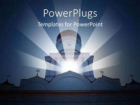 400+ methodist church powerpoint templates w/ methodist church, United Methodist Church Presentation Theme Template, Presentation templates
