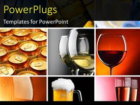 5000 beer powerpoint templates w beer themed backgrounds colorful presentation theme having a collection of wine glasses with various backgrounds toneelgroepblik Gallery