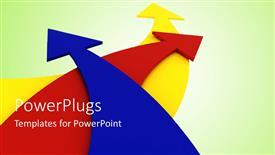 Royalty free PowerPlugs: PowerPoint template - ColorArrows_co_38