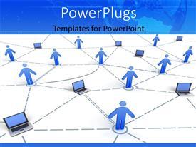 5000+ Wireless Network PowerPoint Templates w/ Wireless Network
