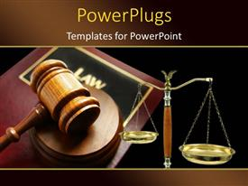 5000 law powerpoint templates w law themed backgrounds slide set having court gavel on top of a law book and balance toneelgroepblik Choice Image