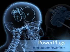 5000 Brain Powerpoint Templates W Brain Themed Backgrounds