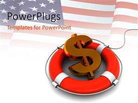 5000 government powerpoint templates w government themed backgrounds ppt theme consisting of a dollar sign with a white background and an american flag template size toneelgroepblik Gallery