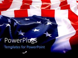 1000 uae flag powerpoint templates w uae flag themed backgrounds colorful slides having flapping usa flag with wave toneelgroepblik Choice Image