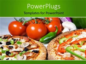 greenwich pizza style powerpoint templates w greenwich pizza style