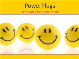 5000 smiley face powerpoint templates w smiley face themed backgrounds