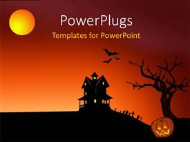 5000 horror powerpoint templates w horror themed backgrounds