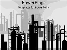 5000 oil gas powerpoint templates w oil gas themed backgrounds elegant presentation enhanced with industry development toneelgroepblik Choice Image