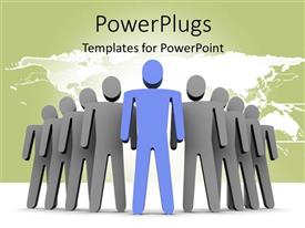 Royalty free PowerPlugs: PowerPoint template - LeaderNTeam_co_12