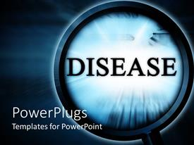 5000+ Disease PowerPoint Templates w/ Disease-Themed Backgrounds