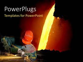 Steel Industry Powerpoint Templates W Steel Industry Themed Backgrounds